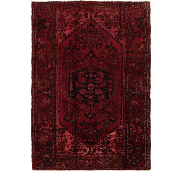 132cm x 195cm Zanjan Persian Rug