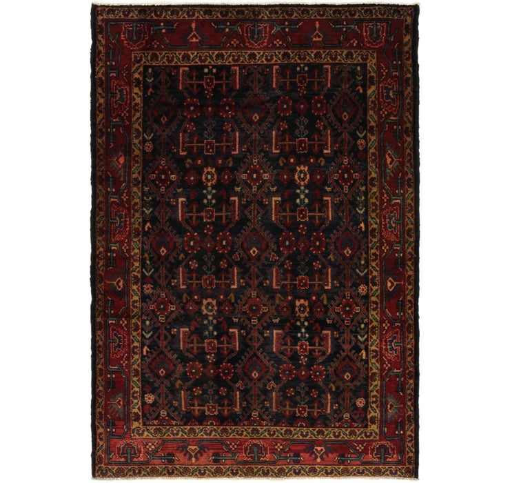 137cm x 200cm Malayer Persian Rug