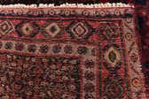 4' 3 x 8' 7 Zanjan Persian Runner Rug thumbnail