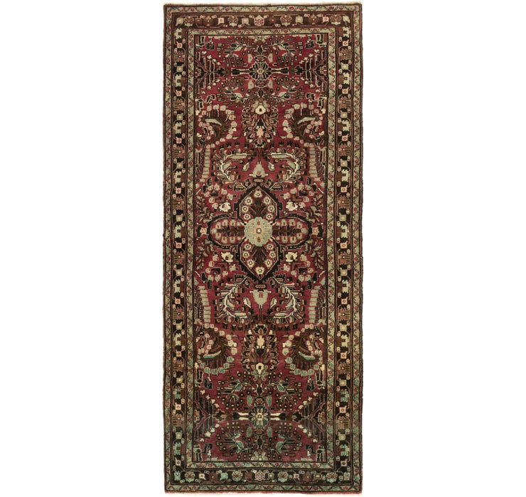105cm x 292cm Mehraban Persian Runner...