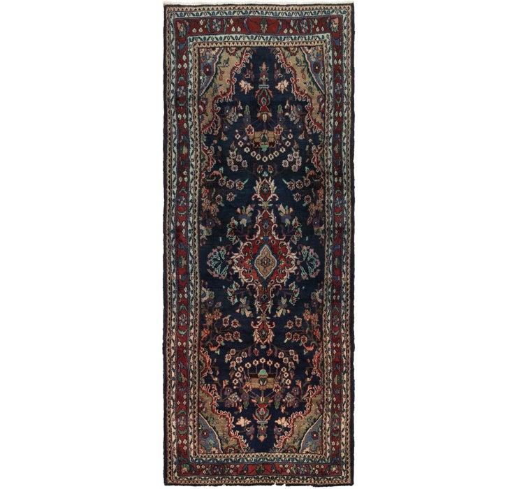 3' 8 x 10' 3 Shahrbaft Persian Runne...
