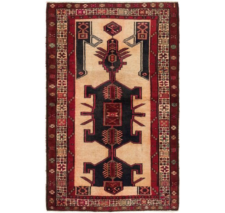 112cm x 178cm Meshkin Persian Rug