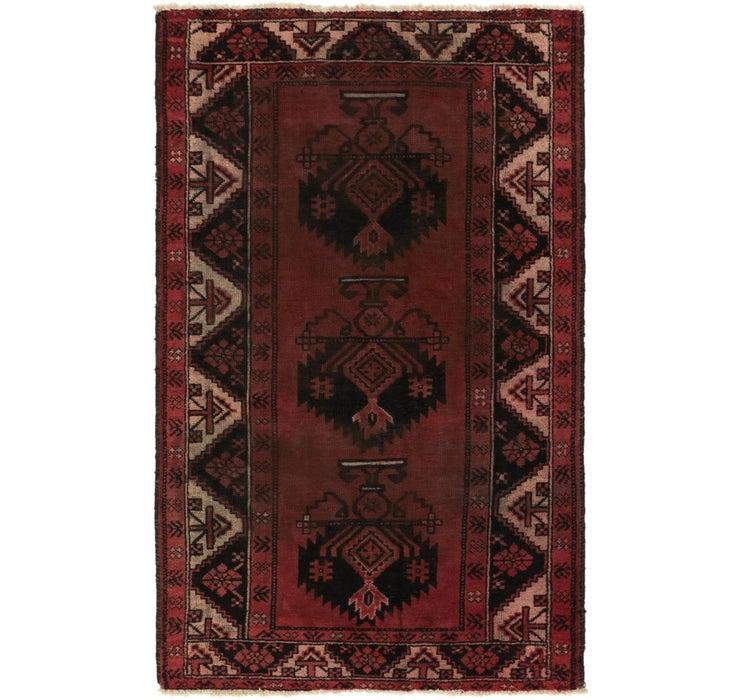 117cm x 200cm Ferdos Persian Rug