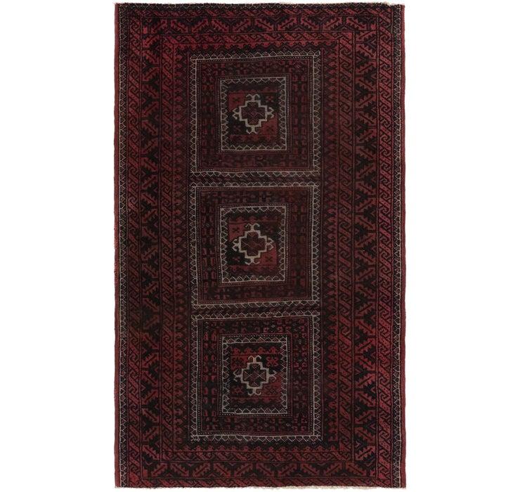 127cm x 225cm Ferdos Persian Rug