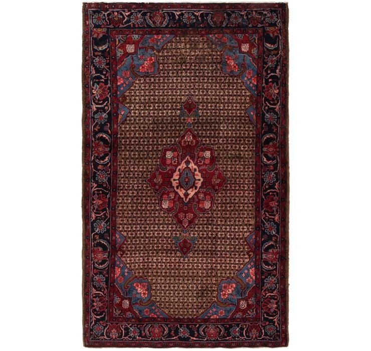 160cm x 275cm Songhor Persian Rug