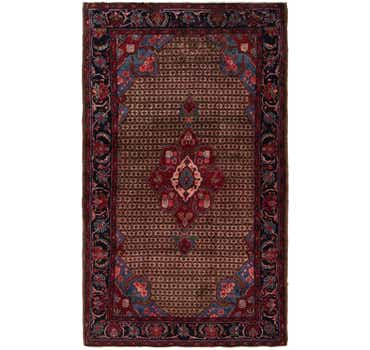 Image of 5' 3 x 9' Songhor Persian Rug