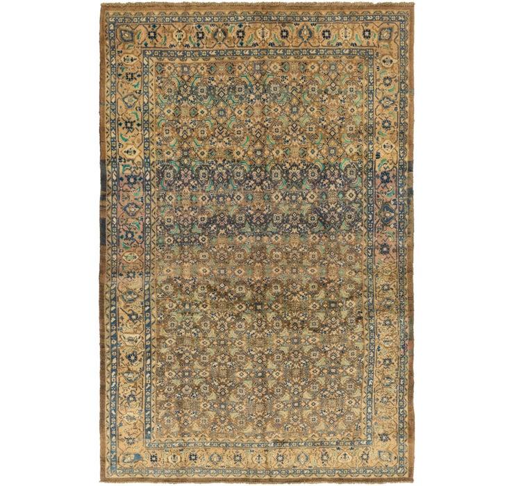 7' 2 x 10' 10 Farahan Persian Rug