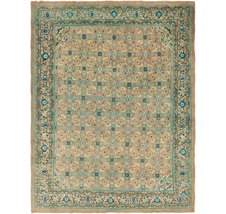 9' 5 x 12' 4 Farahan Persian Rug