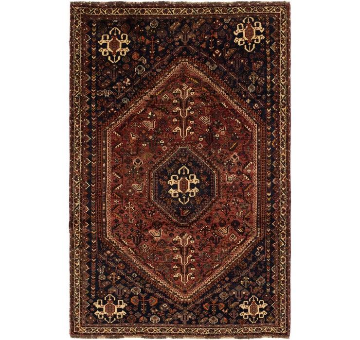 170cm x 262cm Ghashghaei Persian Rug
