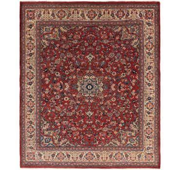 Image of 10' x 12' 5 Sarough Persian Rug