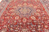 8' 6 x 13' 4 Sarough Persian Rug thumbnail