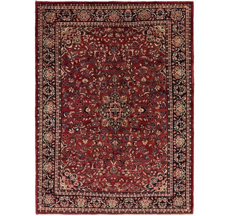 287cm x 390cm Mahal Persian Rug