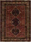 7' x 9' 10 Ghashghaei Persian Rug thumbnail