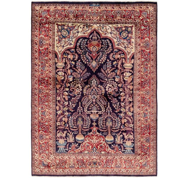 193cm x 275cm Kashmar Persian Rug
