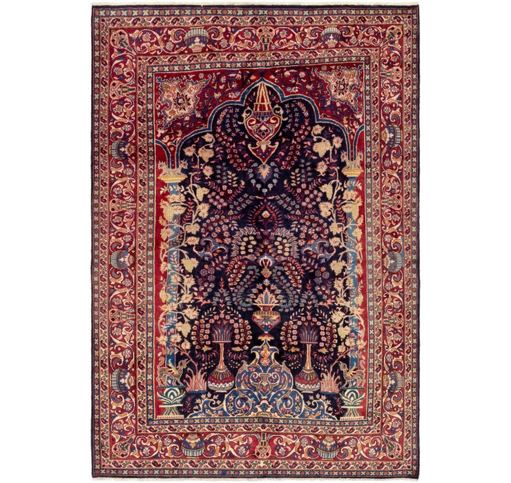 6' 5 x 9' 6 Kashmar Persian Rug