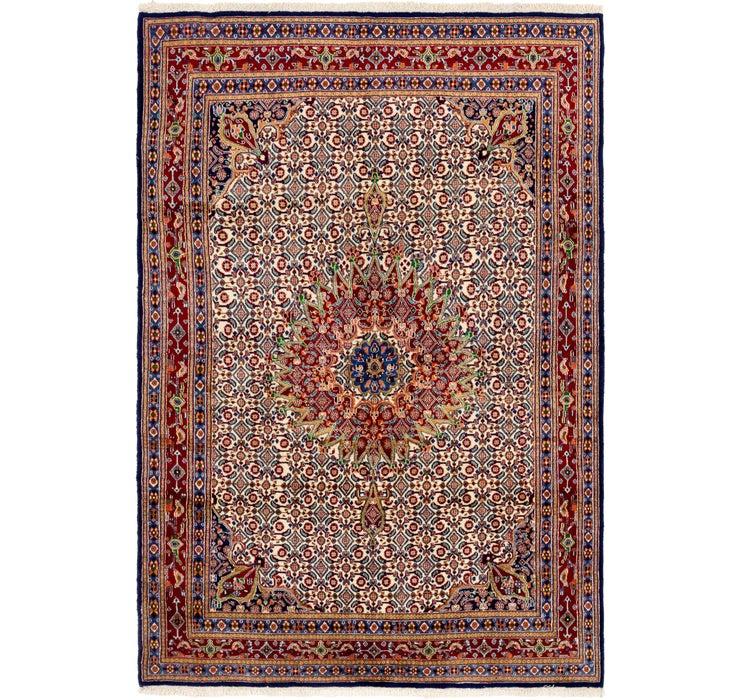 6' 9 x 9' 9 Mood Persian Rug