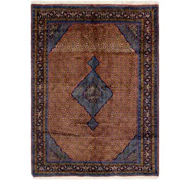 Image of 6' 9 x 8' 10 Bidjar Persian Rug