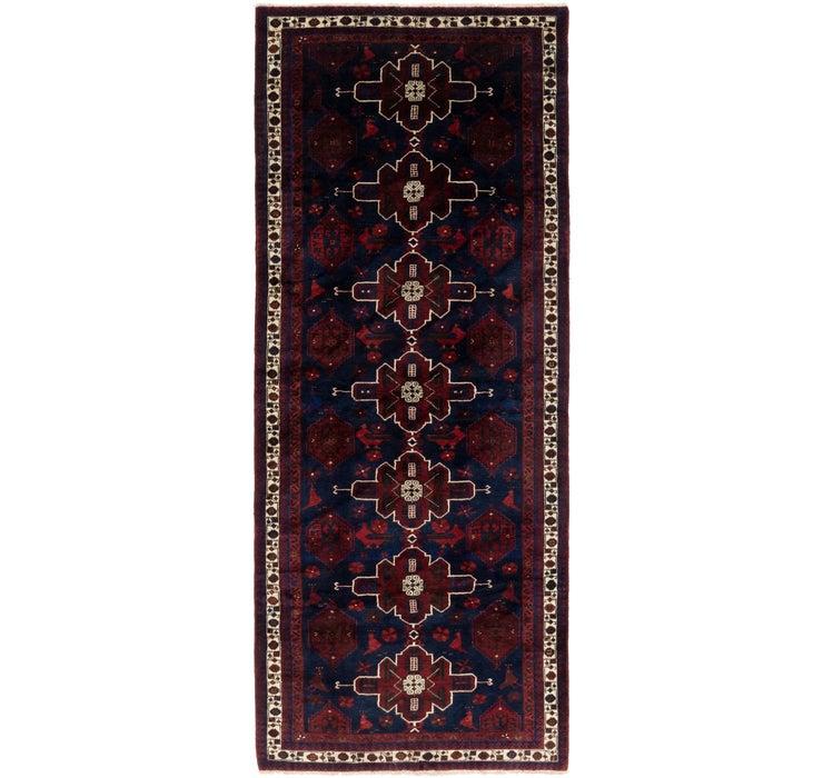 157cm x 405cm Shahsavand Persian Runn...