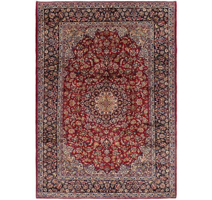 285cm x 427cm Isfahan Persian Rug