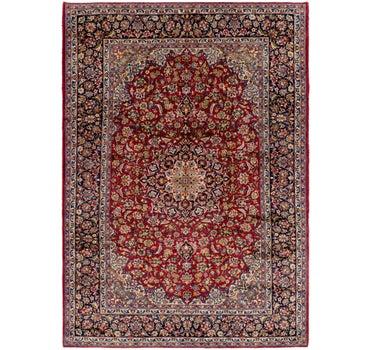 9' 4 x 14' Isfahan Persian Rug main image