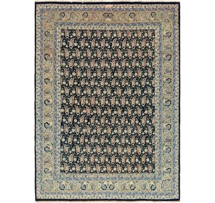 8' 2 x 11' 3 Tabriz Persian Rug