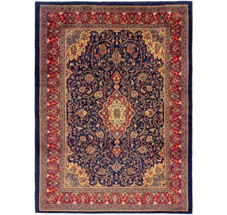 292cm x 390cm Mahal Persian Rug
