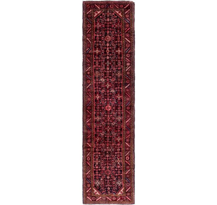 105cm x 427cm Shahsavand Persian Runn...