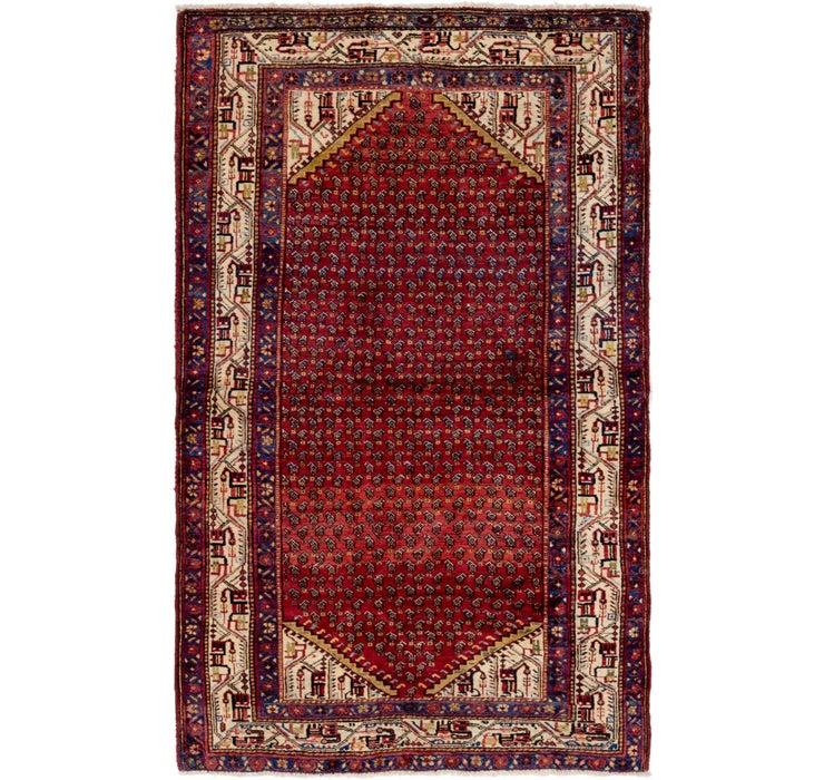 127cm x 213cm Botemir Persian Rug
