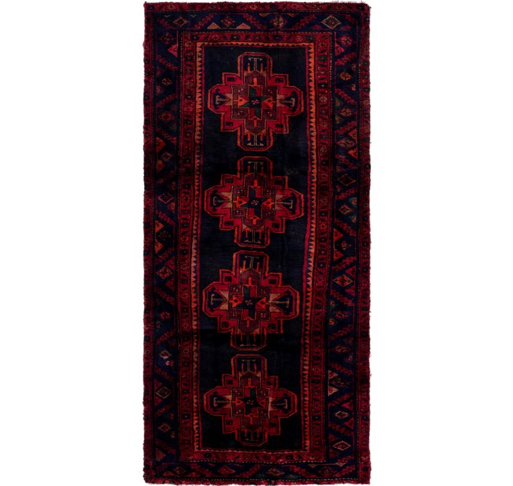 122cm x 282cm Gholtogh Persian Runner...