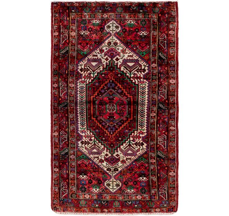 132cm x 235cm Tuiserkan Persian Rug