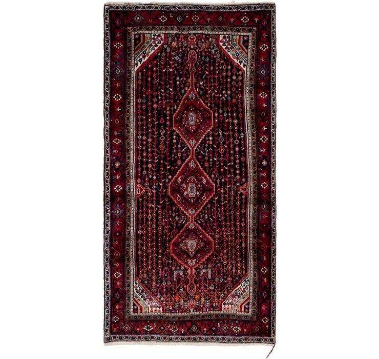145cm x 297cm Sirjan Persian Runner Rug