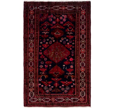 5' x 7' 10 Meshkin Persian Rug main image