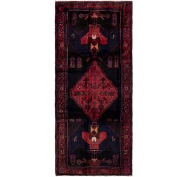 Image of 4' x 9' 6 Kelardasht Persian Runn...
