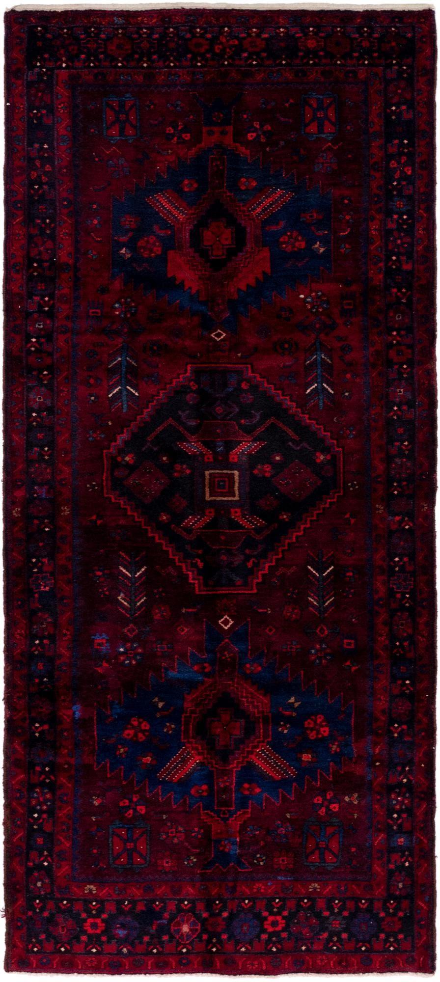 3' 10 x 9' 3 Zanjan Persian Runner Rug main image