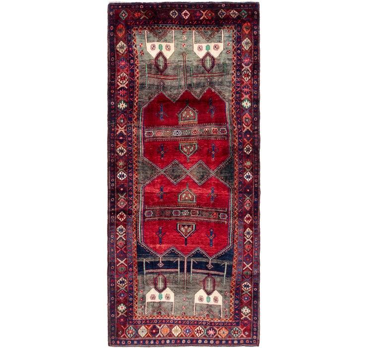152cm x 350cm Sirjan Persian Runner Rug