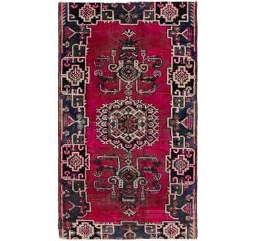 Image of 4' 3 x 7' 5 Ferdos Persian Rug