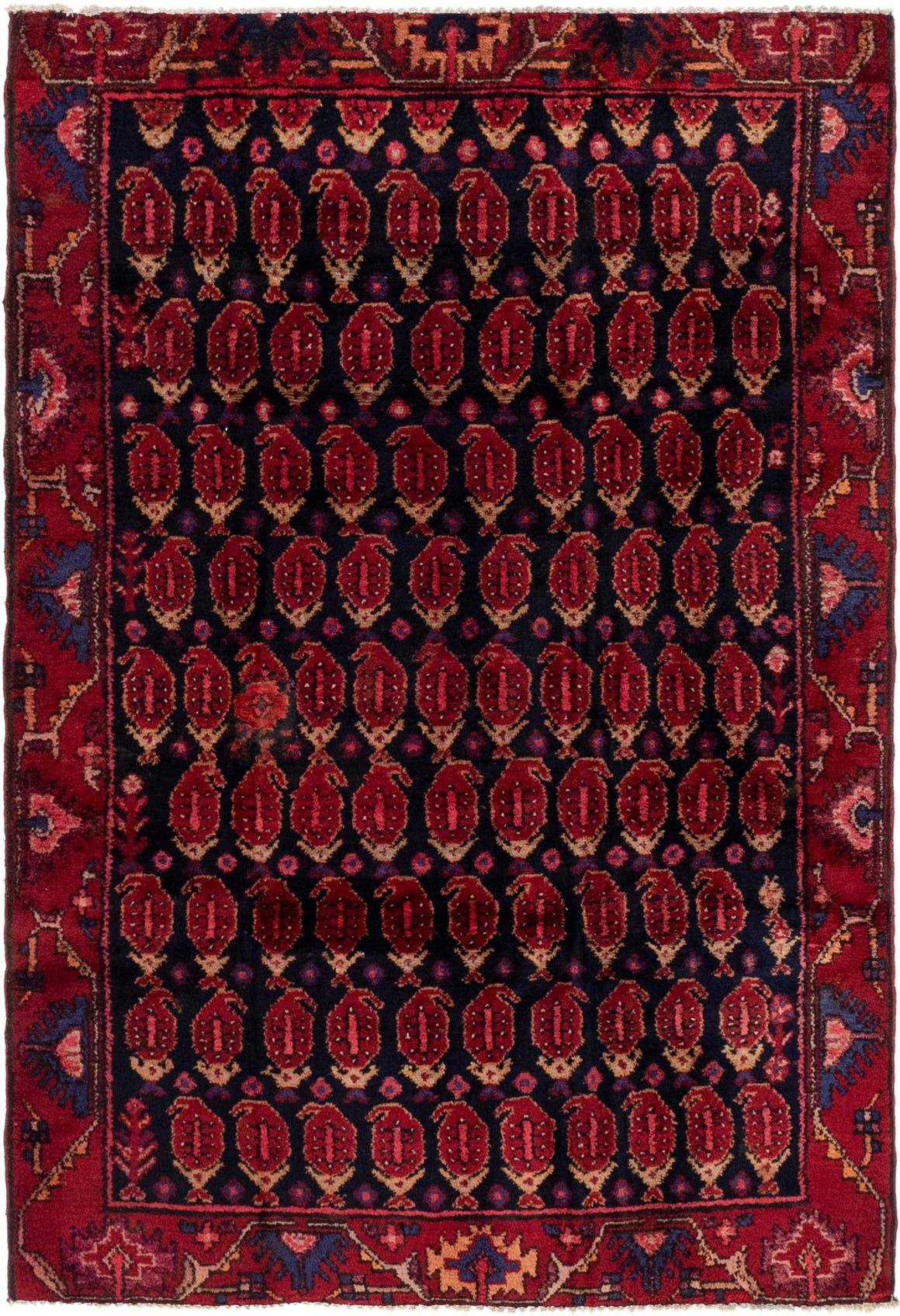 4' 6 x 6' 7 Malayer Persian Rug main image