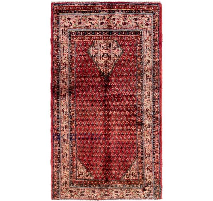 3' 7 x 6' 8 Botemir Persian Rug