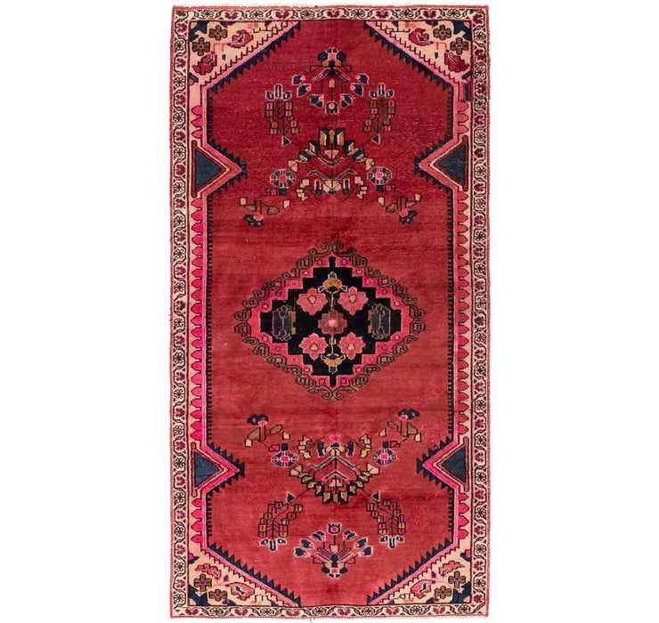 115cm x 230cm Ferdos Persian Runner Rug