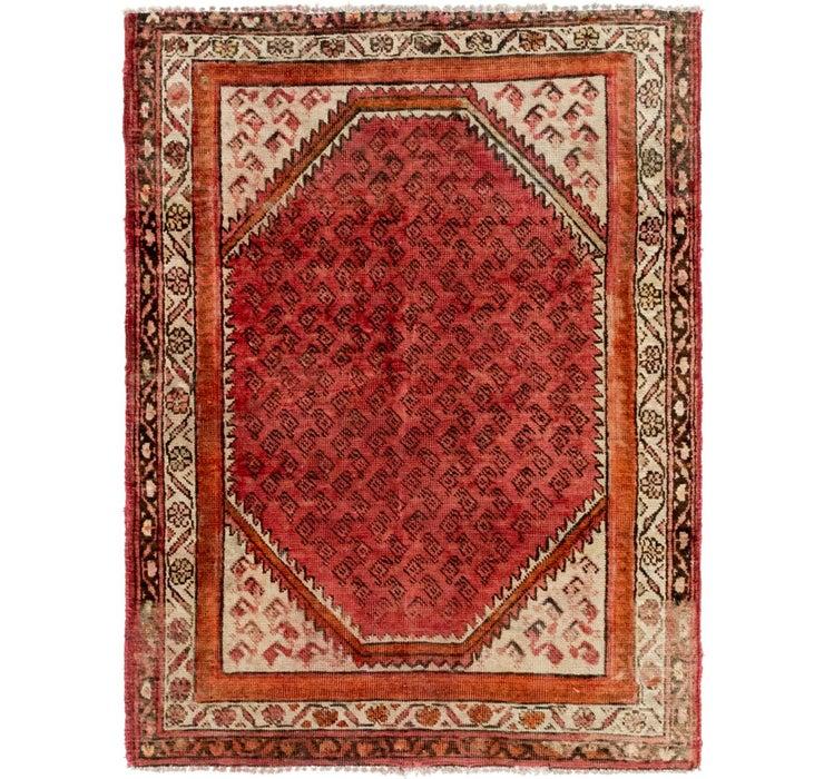 3' 9 x 4' 9 Botemir Persian Rug