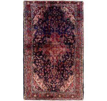Image of 3' 3 x 5' 7 Tuiserkan Persian Rug