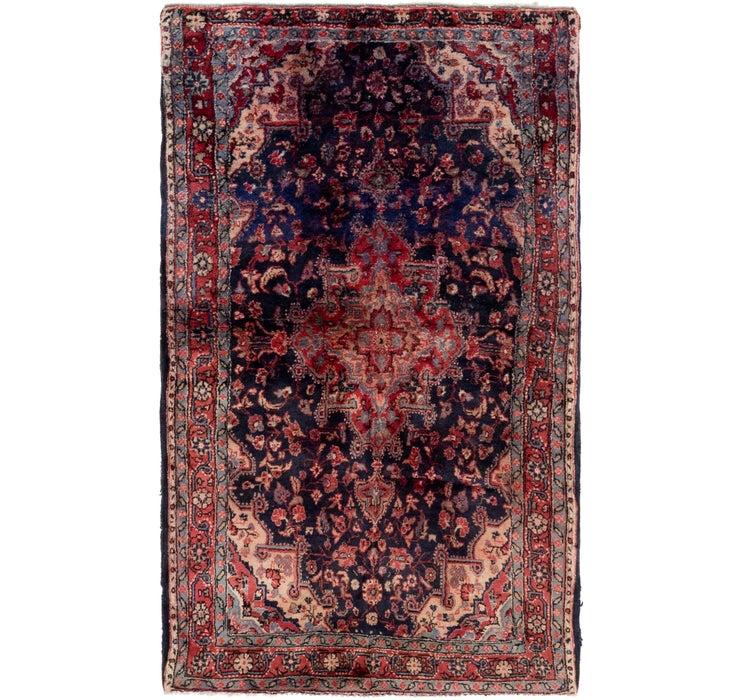 Image of 100cm x 170cm Tuiserkan Persian Rug