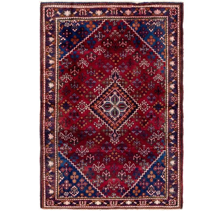 Image of 4' 4 x 6' 7 Maymeh Persian Rug