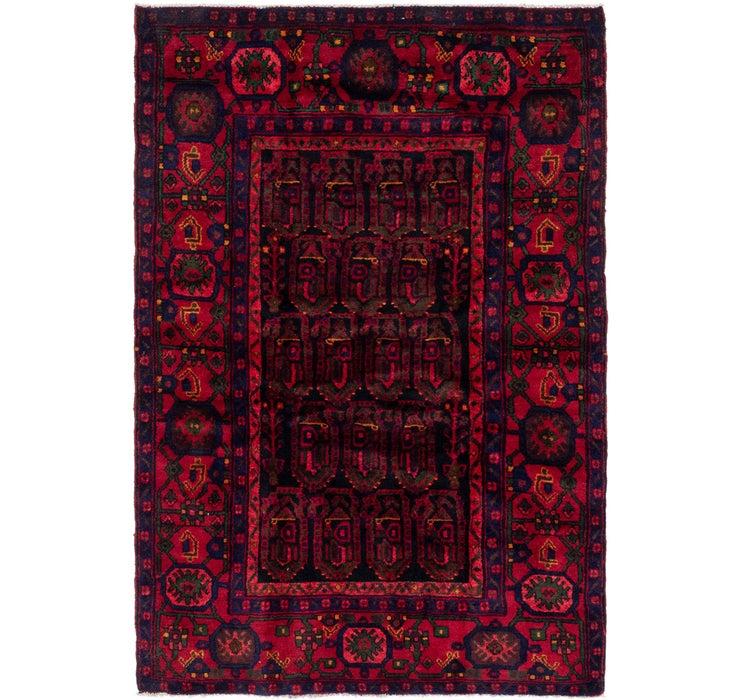 132cm x 205cm Malayer Persian Rug