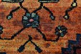 4' 6 x 8' 2 Gholtogh Persian Runner Rug thumbnail