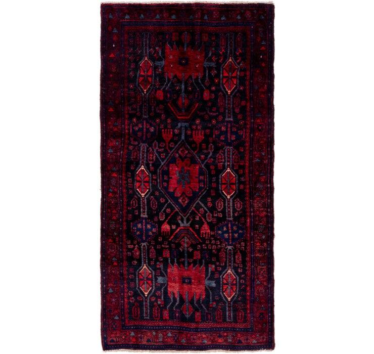 127cm x 250cm Zanjan Persian Runner Rug