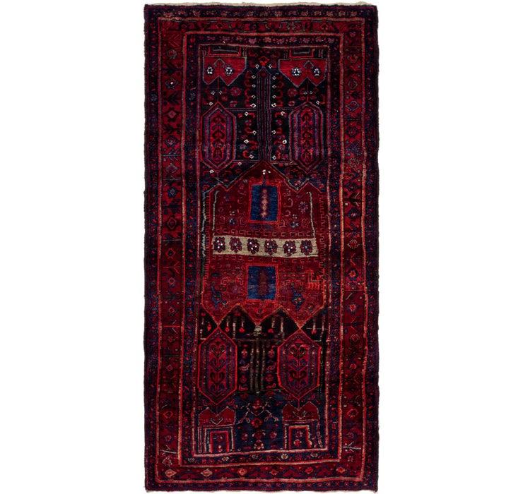 122cm x 270cm Sirjan Persian Runner Rug
