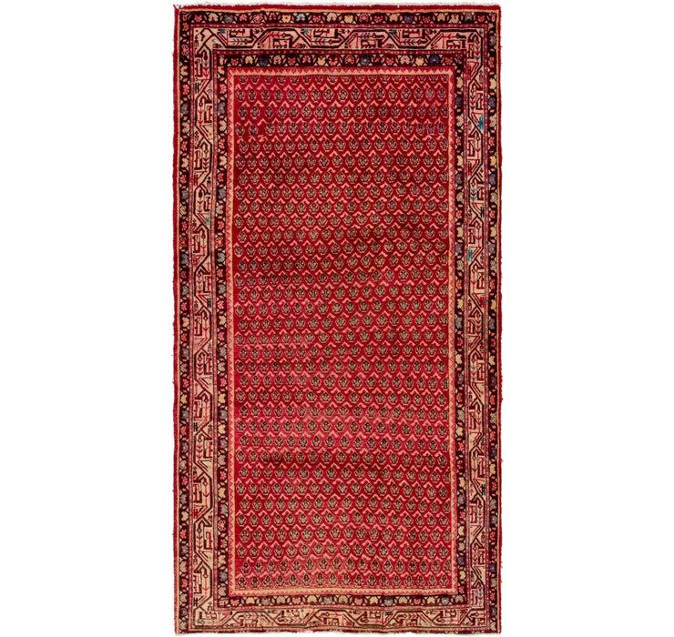 5' x 9' 8 Farahan Persian Rug