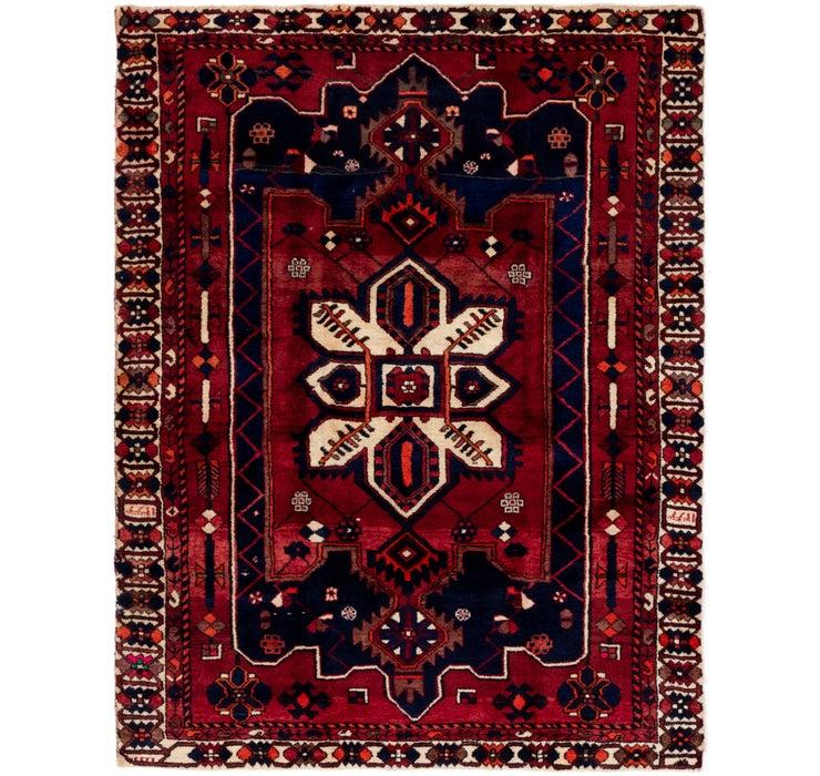 163cm x 225cm Bakhtiar Persian Rug