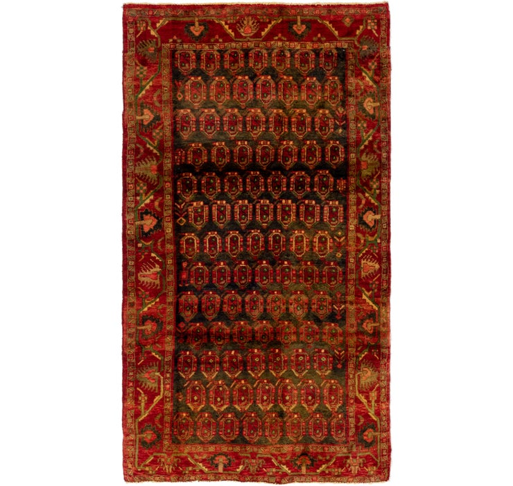 140cm x 260cm Gholtogh Persian Rug